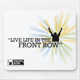 Front Row Foundation: Sunburst Mouse Mat