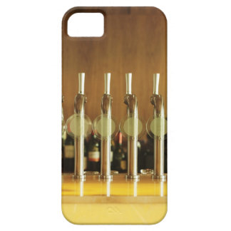 Front view of beer taps and counter barely there iPhone 5 case