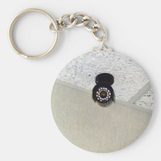 Front view of infrared camera keychains