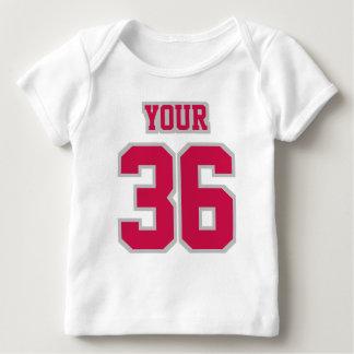 Front WHITE CRIMSON SILVER Shirt Football Jersey
