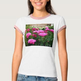 Front Yard Peonies T-Shirt