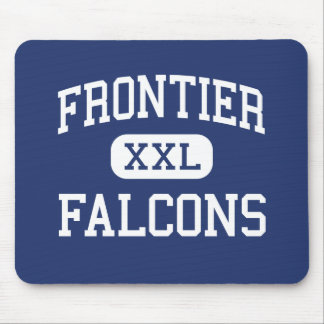 Frontier Falcons Middle Hamburg New York Mouse Pad