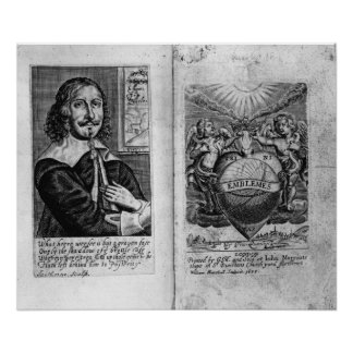 Frontispiece  'Emblems' Poster