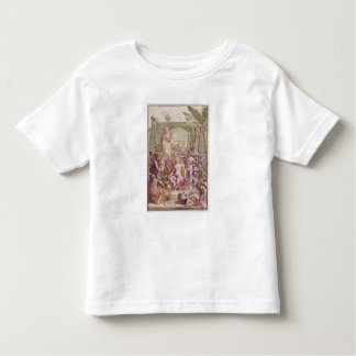 Frontispiece of 'Hortus Cliffortianus' by Carl Toddler T-Shirt
