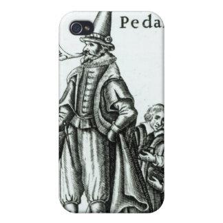 Frontispiece of 'Pedantius' iPhone 4/4S Cover