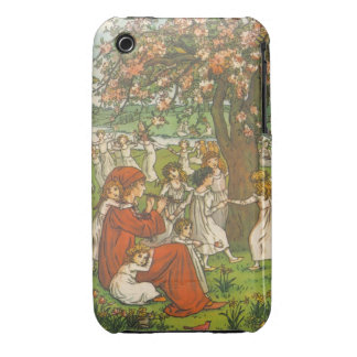 Frontispiece - Paradise iPhone 3 Case-Mate Case