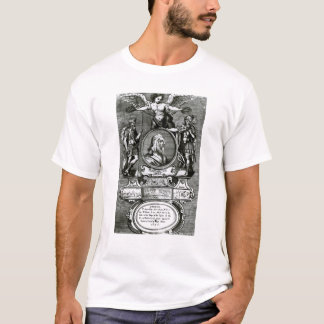 Frontispiece   'Plutarch's Lives' by Plutarch T-Shirt