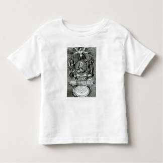 Frontispiece   'Plutarch's Lives' by Plutarch Toddler T-Shirt