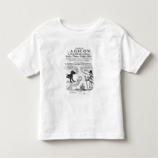 "Frontispiece  ""The Witch of Edmonton Toddler T-Shirt"