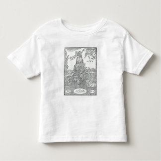 Frontispiece to an agricultural almanach toddler T-Shirt