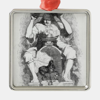 Frontispiece to 'Gulliver's Travels' by Christmas Ornament