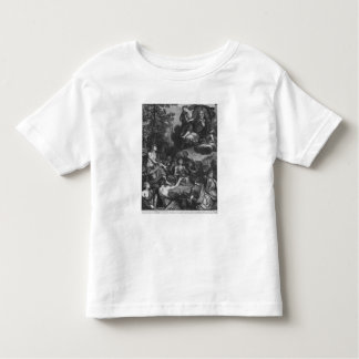 Frontispiece to 'Oeuvres' by Nicolas Boileau Toddler T-Shirt
