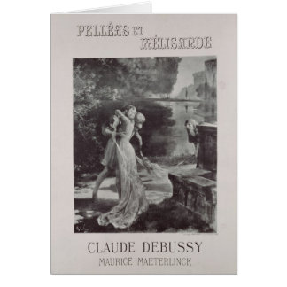 Frontispiece to Pelleas and Melisande by Card