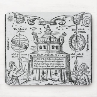 Frontispiece to 'The Castle of Knowledge' Mouse Pad