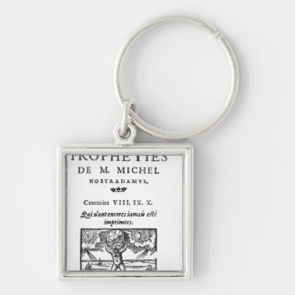 Frontispiece to The Prophecies Key Chain