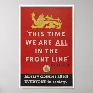 Frontline poster
