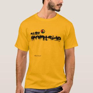 , FRONTSIDE, STAY, Matt Rockhill T-Shirt