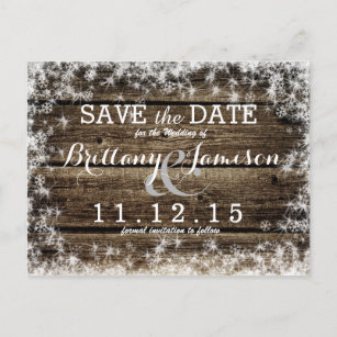 winter save the date gifts gift ideas zazzle uk