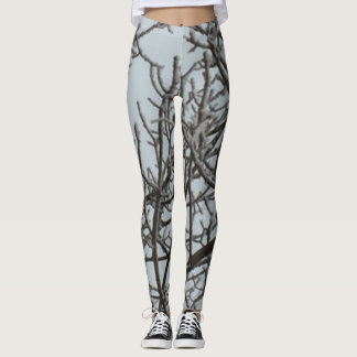 Frost Camo Leggings