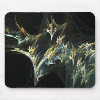 Frost Giant Fractal Mouse Pad