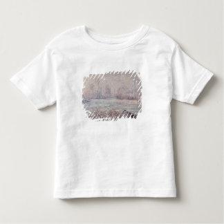 Frost near Vetheuil, 1880 Toddler T-Shirt