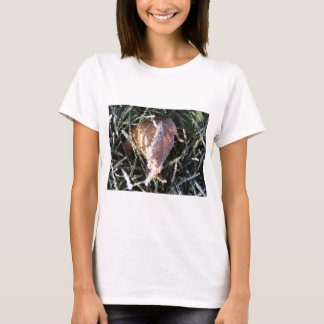 Frost on a leaf T-Shirt