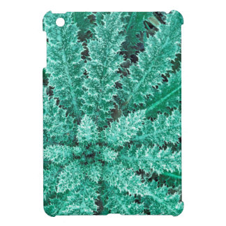 Frost On Thistle, Olympic National Park iPad Mini Covers
