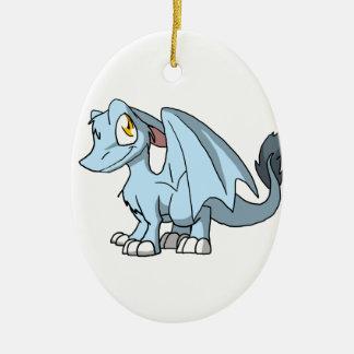 Frost SD Furry Dragon Ornament