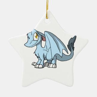 Frost SD Furry Dragon Ceramic Star Decoration