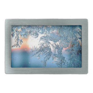 Frost series belt buckle