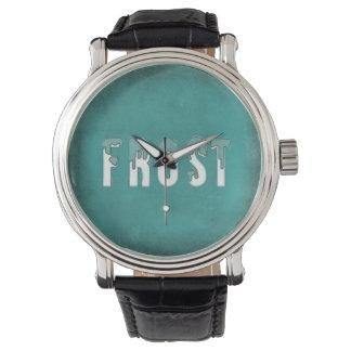 Frost watch