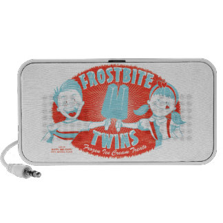 Frostbite Twins Retro Popsicle Speaker