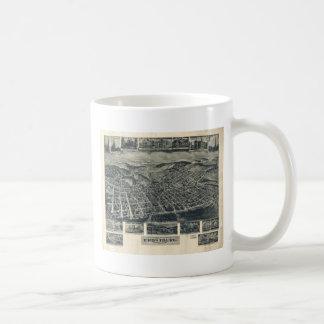 Frostburg, Maryland in 1905 Basic White Mug