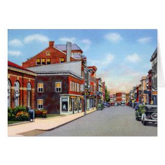 Frostburg Maryland National Road Card