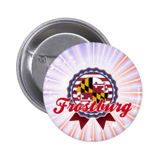 Frostburg, MD Button