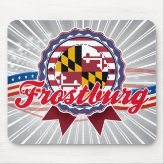 Frostburg, MD Mouse Pad
