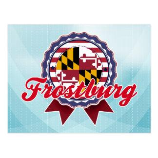 Frostburg, MD Postcard