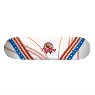 Frostburg MD Skate Board Deck