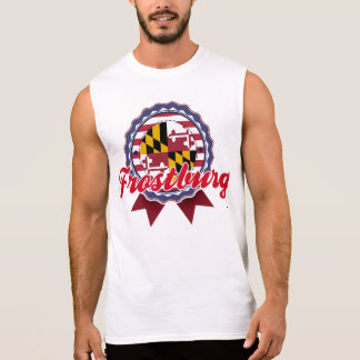 Frostburg, MD Sleeveless T-shirts