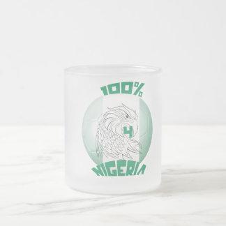 Frosted 100% 4 Nigeria Mug