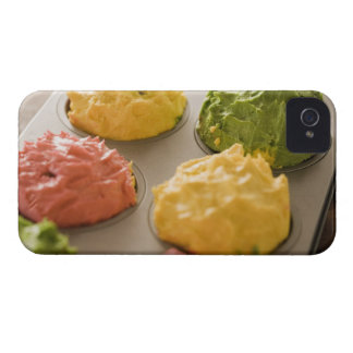 Frosted cupcakes iPhone 4 cases