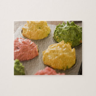 Frosted cupcakes jigsaw puzzle