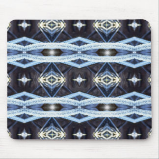 Frosted Diamond Pattern Mouse Pad