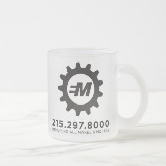 Frosted European Motor Services, LLC MUG