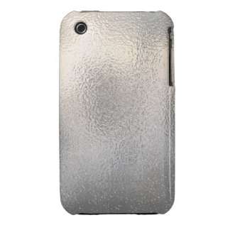 Frosted glass Design Blackberry Curve case