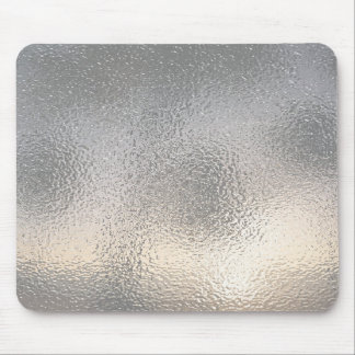 Frosted glass mousepad