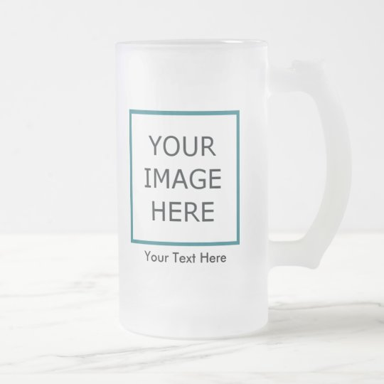 Frosted Glass Mug 2