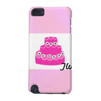 Frosted Pink Cake iPod Touch 5G Cover