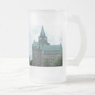 FrostedMug1 Frosted Glass Mug