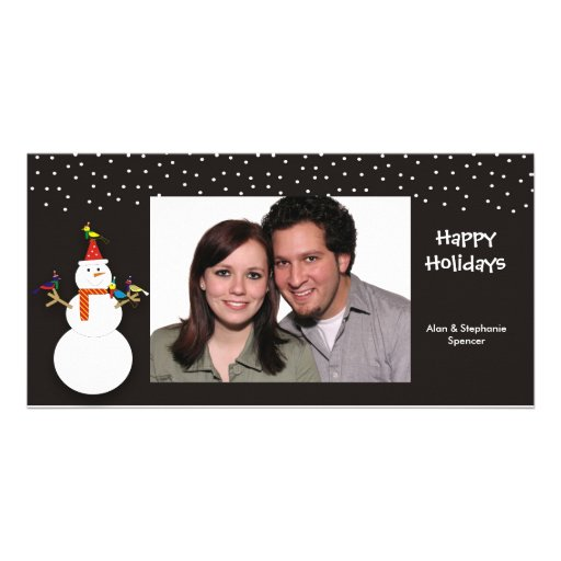 Frosty and Friends Photo Cards